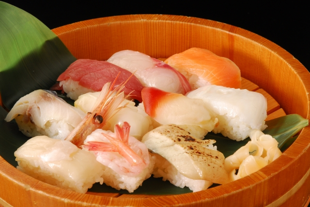 sushi-eat